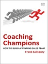 Coaching Champions (eBook): How to Build a Winning Sales Team