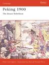Peking 1900 (eBook): The Boxer Rebellion