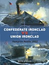 Confederate Ironclad vs Union Ironclad (eBook): Hampton Roads 1862