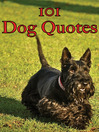 101 Dog Quotes (eBook)