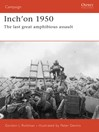 Inch'on 1950 (eBook): The Last Great Amphibious Assault