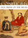 Doctrine of the Mean, or How to Achieve Equilibrium (eBook)