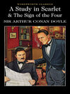 A Study in Scarlet & the Sign of the Four (eBook)