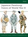 Japanese Paratroop Forces of World War II (eBook)