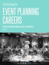 The Best Book on Event Planning Careers (eBook)
