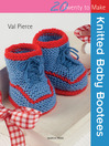 20 to Make: Knitted Baby Bootees (eBook)