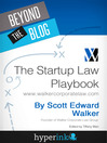 The Startup Law Playbook (eBook)