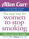 Allen Carr's Easy Way for Women to Stop Smoking (eBook)