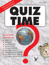 Quiz Time (eBook): Over 1100 Quizzes