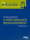 Getting Started (eBook): A Peformance Measurement Handbook