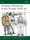 German Mountain & Ski Troops 1939-45 (eBook)