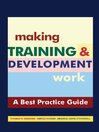 Making Training & Development Work (eBook): A Best Practice Guide