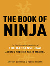 The Book of Ninja (eBook): The Bansenshukai, Japan's Premier Ninja Manual