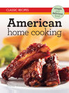 Classic Recipes (eBook): American Home Cooking