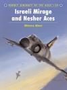 Israeli Mirage III and Nesher Aces (eBook)