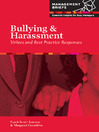 Bullying & Harassment (eBook): Values and Best Practice Responses