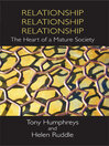 Relationship, Relationship, Relationship (eBook): The Heart of a Mature Society