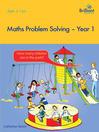 Maths Problem Solving, Year 1 (eBook)