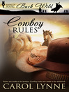 Cowboy Rules (eBook)