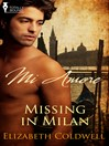 Missing in Milan (eBook)