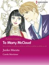 To Marry McCloud (eBook): Bachelor Cousins Series, Book 2