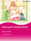 Claiming His Christmas Bride (eBook)