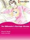 The Billionaire's Marriage Mission (eBook)
