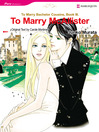 To Marry McAllister (eBook): To Marry Bachelor Cousins Series, Book 3