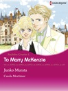 To Marry McKenzie (eBook): Bachelor Cousins Series, Book 1
