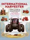International Harvester Tractors & Equipment ANZ (eBook)