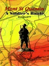 Mont St Quentin (eBook): A Soldiers Battle