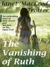The Vanishing of Ruth (eBook)