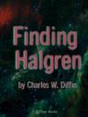 Finding Haldgren (eBook)