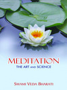 Meditation (eBook): The Art and Science