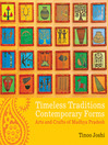 Timeless Traditions; Contemporary Forms (eBook): Arts and Crafts of Madhya Pradesh