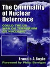 The Criminality of Nuclear Deterrence (eBook)