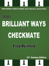 1001 Brilliant Ways to Checkmate (eBook)