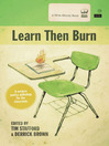 Learn Then Burn (eBook): A Modern Poetry Anthology for the Classroom
