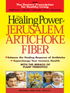 The Healing Power of Jerusalem Artichoke Powder (eBook)
