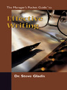 The Managers Pocket Guide to Effective Writing (eBook)