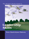 The Managers Pocket Guide to Leadership Skills (eBook)