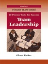 Team Leadership (eBook): 20 Proven Tools for Success