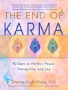 The End of Karma (eBook)