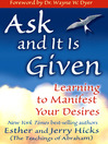Ask & It Is Given (eBook)
