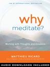 Why Meditate? (eBook)