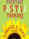 Everyday Positive Thinking (eBook)