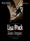 Blunt Impact (MP3): Theresa MacLean Series, Book 5