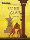 Sacred Games (MP3): Athenian Mystery Series, Book 3