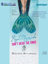 Real Mermaids Don't Wear Toe Rings (MP3)