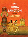 The Ionia Sanction (MP3): Athenian Mystery Series, Book 2